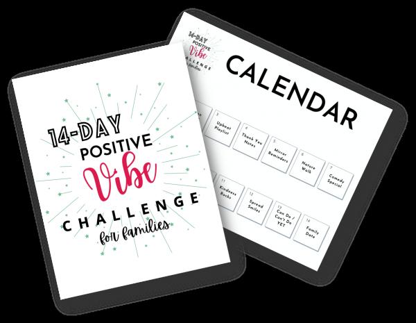 14 Day Positivity Challenge